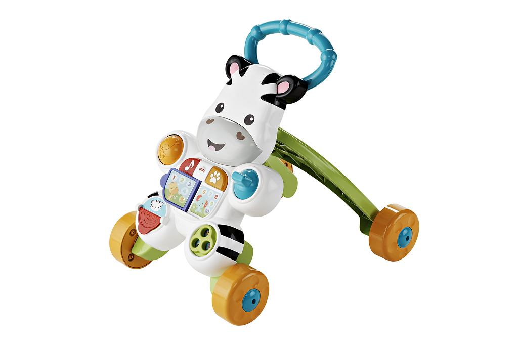 Chodzik Zebra Fisher Price