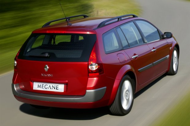 Renault Megane II Break