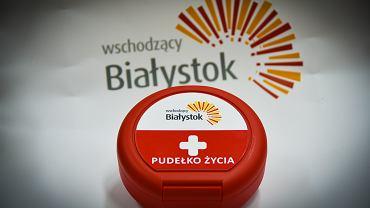 Kolejny tysiąc 'pudełek życia' dla białostockich seniorów