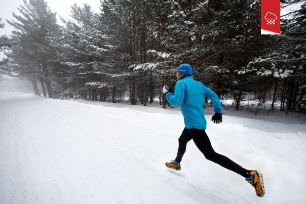 Motywacja do biegania. Bieganie zimą hartuje?
