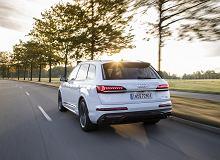 Audi Q7 w dwóch nowych wersjach - hybrydy ładowane z gniazdka 55 TFSIe oraz 60 TFSIe