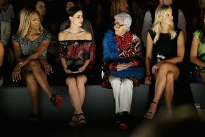 Iris Apfel, ikona mody: Ludzie robią wokół mnie tyle szumu, jakbym wynalazła penicylinę