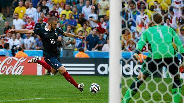 Francja - Niemcy 0:1