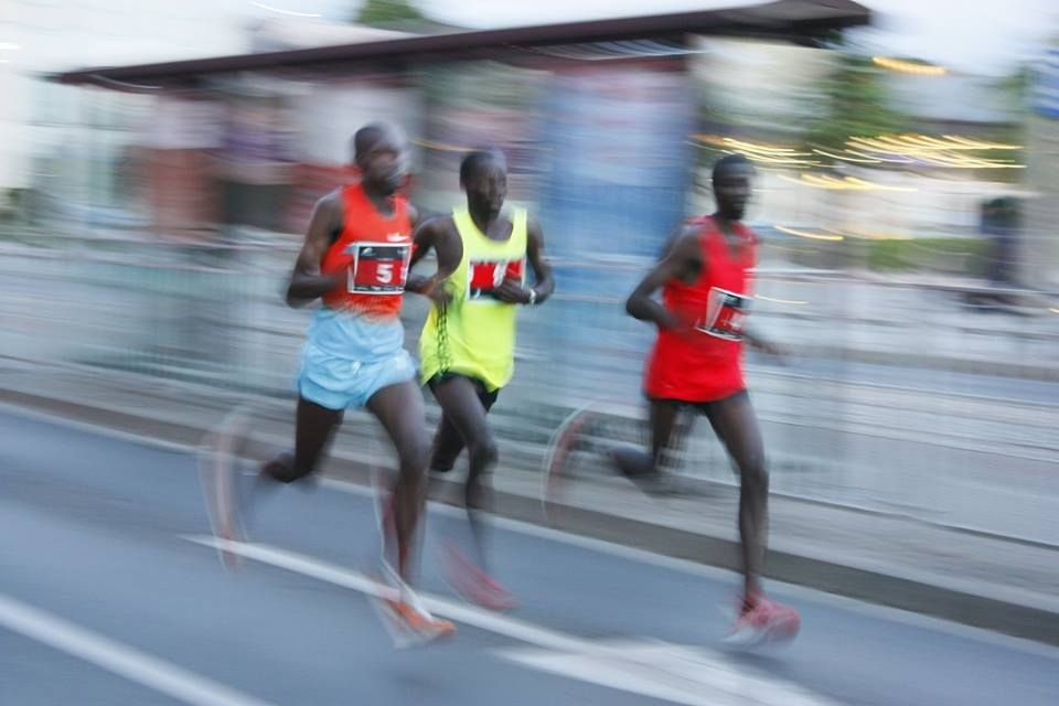 # PKO Nocny Półmaraton Wrocław zdominowali Kenijczycy