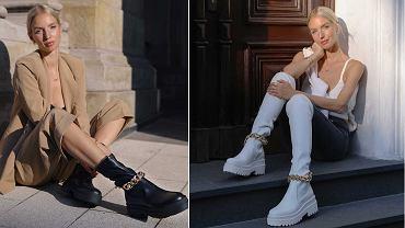 Modne buty na jesień z wyprzedaży