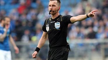 Sędzia piłkarski Bartosz Frankowski