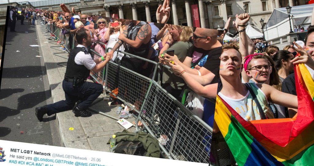 Parada Pride London