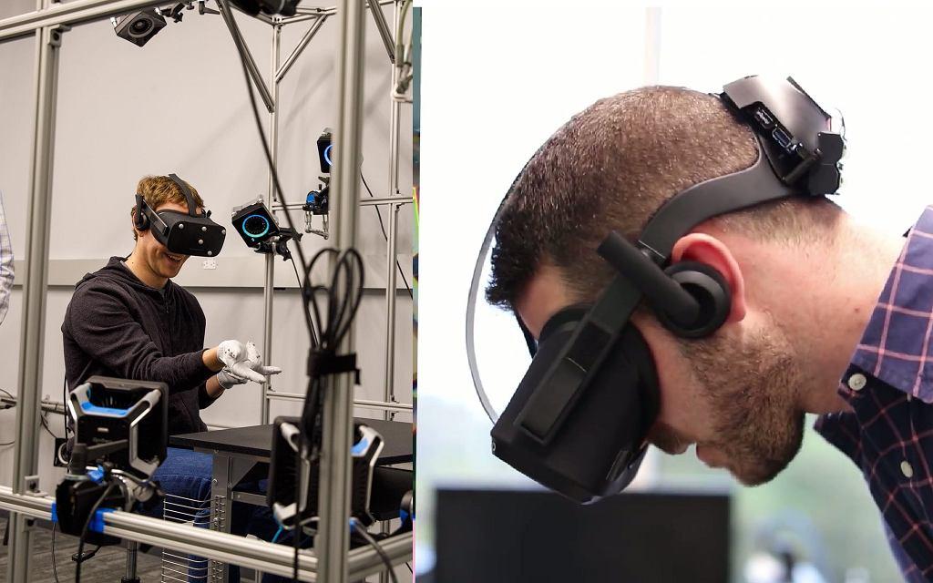 Mark Zuckerberg testuje rzeczywistość rozszerzoną