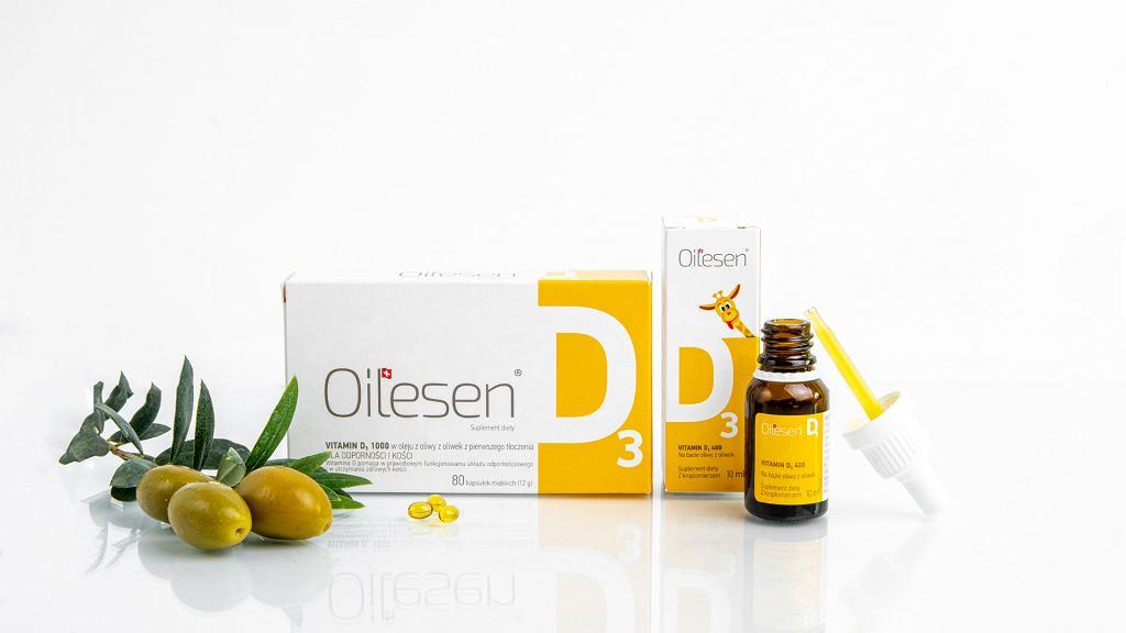 Oilesen Vitamin D3