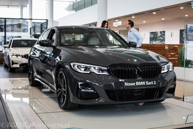 Niesamowite Teraz można kupić samochód używany w leasingu. BMW gwarantuje GD83