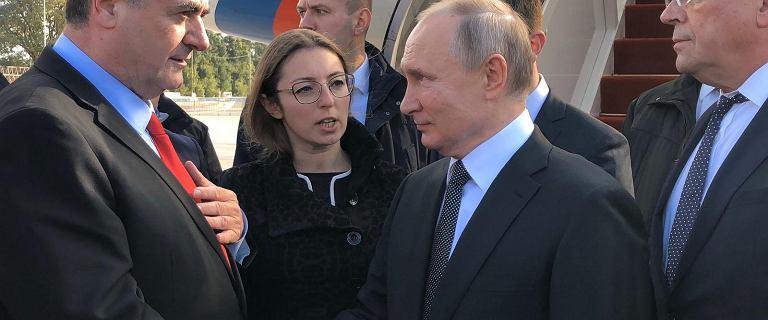 Szef MSZ Izraela do Putina: Dzięki Armii Czerwonej moja matka przeżyła