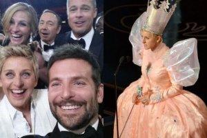 Ellen DeGeneres i historyczna 'Sweet focia' z gwiazdami