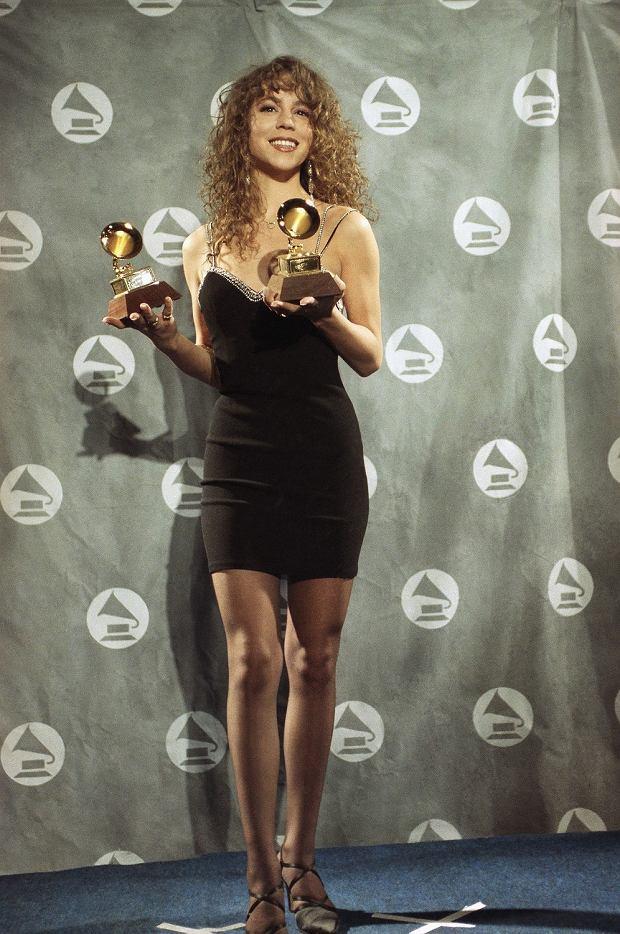 Zdjęcie numer 4 w galerii - Jak zmieniała się Mariah Carey? [GALERIA]