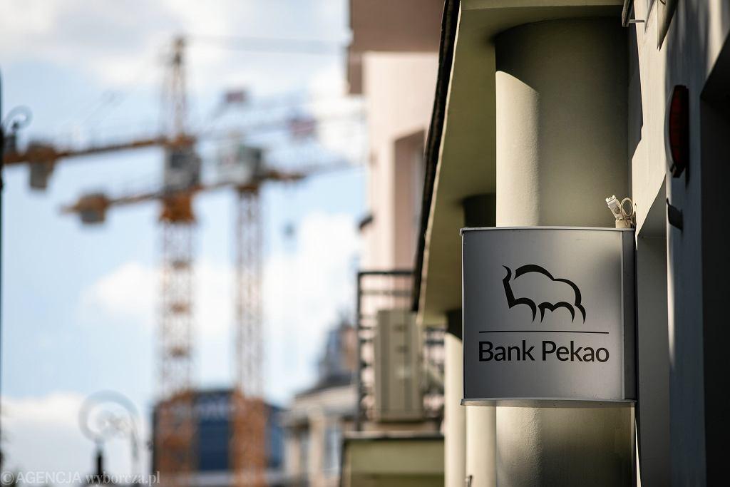 Bank Pekao SA zwolni ponad 1100 pracowników