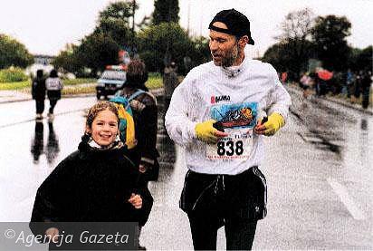 Jacek Hugo-Bader: Z numerem 838 na piersi stanąłem 5 października wśród 730 zawodników na starcie XIX Maratonu Warszawskiego