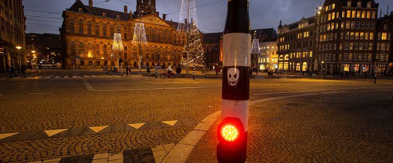 Holandia. Władze chcą wprowadzić pierwszą od II WŚ godzinę policyjną