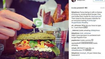Powstał najzdrowszy burger świata. Idealnie zbilansowany i tylko  55 składników