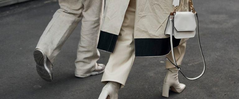 Te stylowe botki to nawiązanie do lat 60.. Są teraz mega modne i będą też hitem na wiosnę 2021. Są boskie!