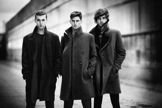 Zara: kolekcja zimowych płaszczy
