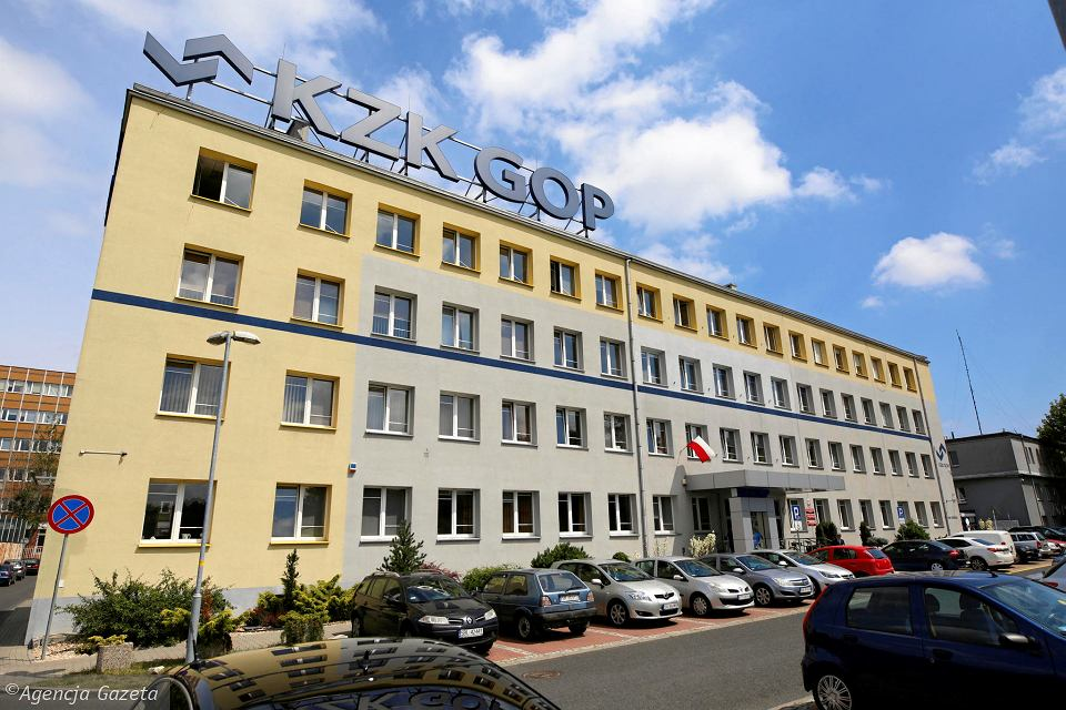 Dawna siedziba KZK GOP przy ul. Barbary. Teraz swoją siedzibę ma tu Górnośląsko-Zagłębiowska Metropolia