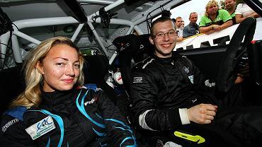 kierowca rajdowy Aleks Zawada
