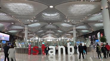 Nowe megalotnisko w Stambule
