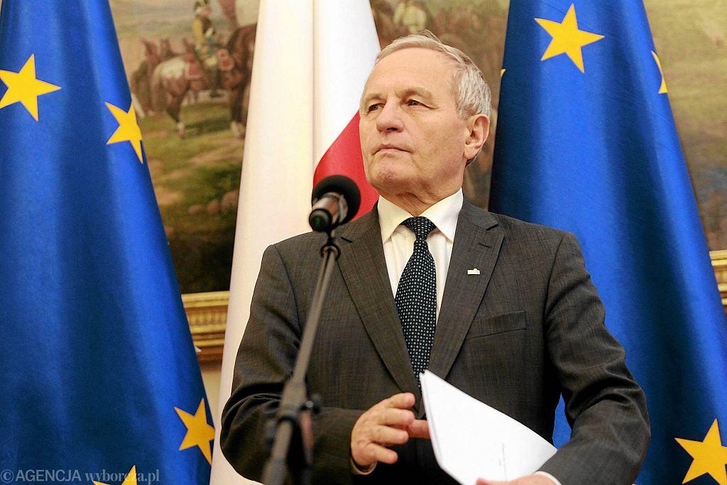 Gen. Stanisław Koziej, szef Biura Bezpieczeństwa Narodowego