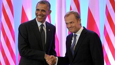 Wizyta Baracka Obamy w Polsce
