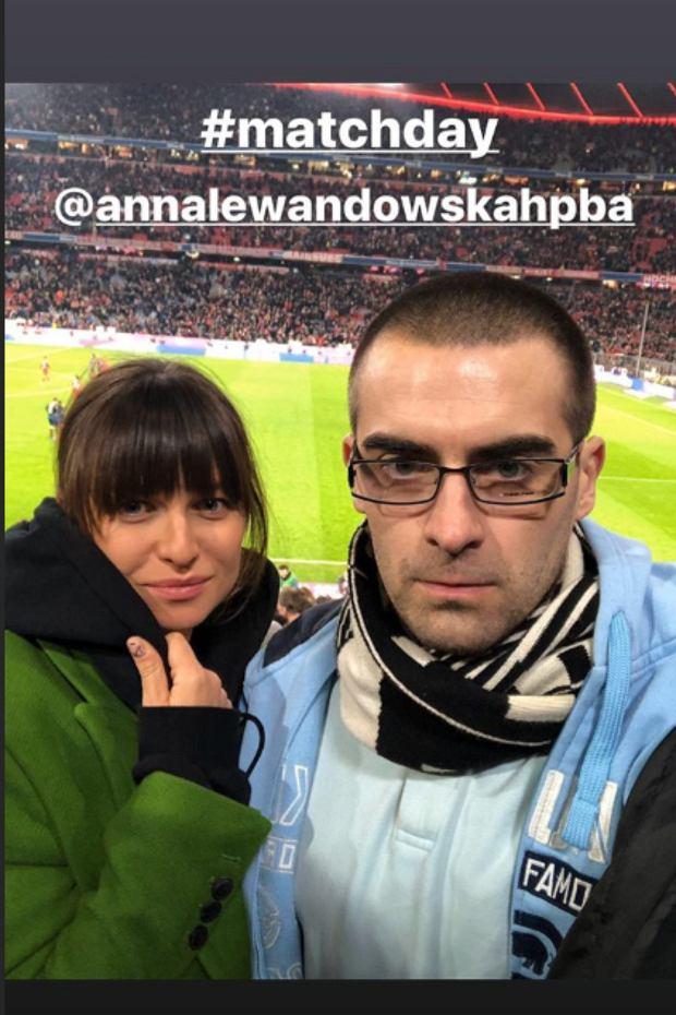 Anna Lewandowska i Quebonafide