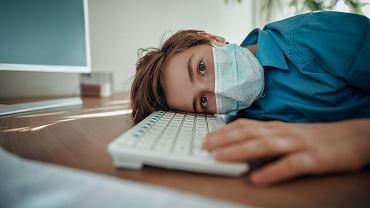 Eksperci obawiają się, że już pierwsza fala pandemii koronawirusa mogła zostawić poważny ślad na psychice młodych ludzi