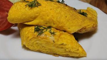 Idealny sposób na omlet