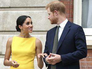 Meghan Markle i książę Harry - niedługo poród