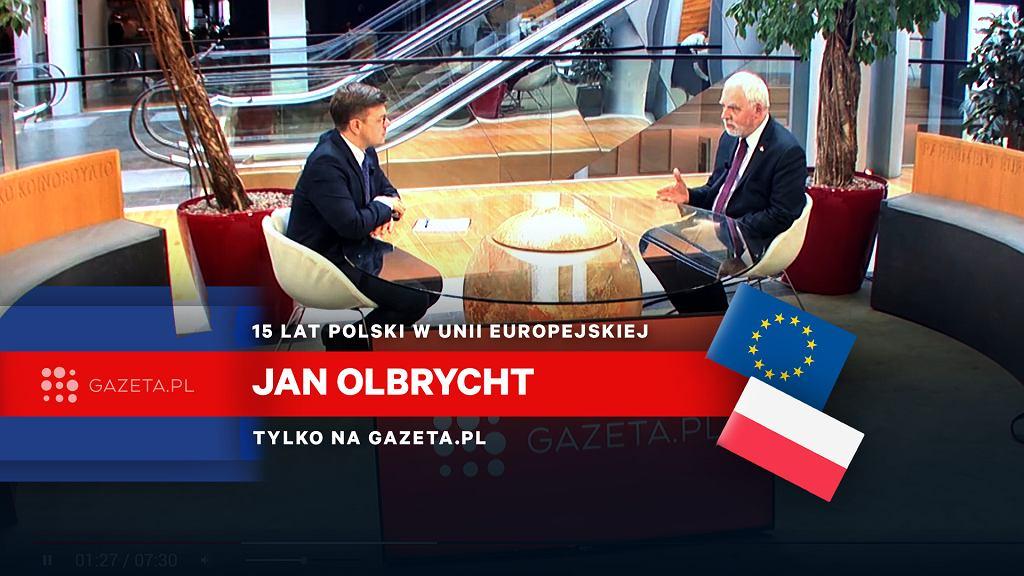 Rozmowa z Janem Olbrychtem, europosłem PO