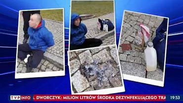 'Wiadomości' TVP z 4 marca 2020 roku