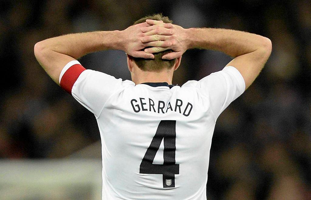 Anglia 0-1 Niemcy