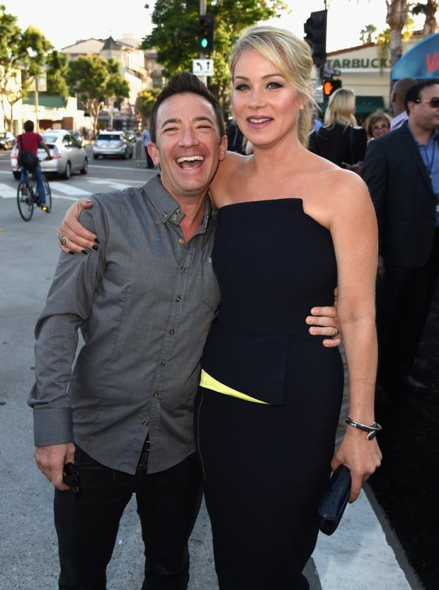 David Faustino i Christina Applegate