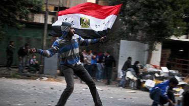 Zamieszki w Kairze
