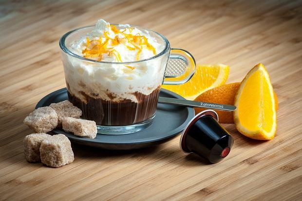 Przepis Orange Zest Espresso