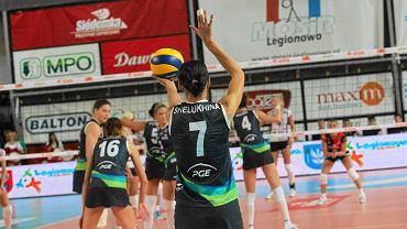 Siatkarki Legionovii przegrały w pierwszym meczu w ekstraklasie z Atomem Treflem Sopot 1:3