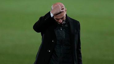 Zidane krótko komentuje rewelacje ws. Ligi Mistrzów.