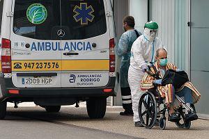Porzuceni seniorzy w hiszpańskich domach opieki. Personel uciekł w obawie przed koronawirusem