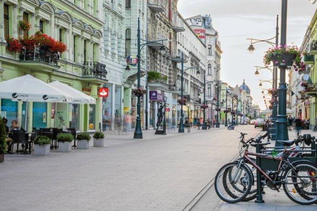 Łódź - to lubię!