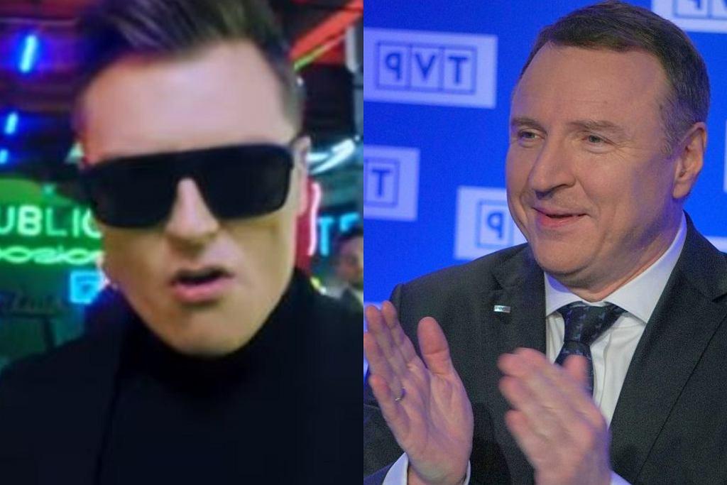Rafał Brzozowski, Jacek Kurski