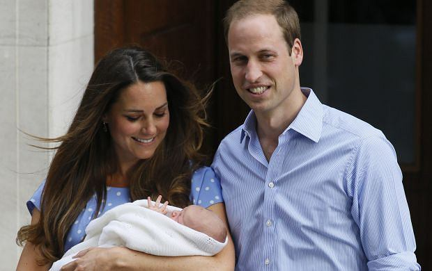 Royal Baby, Księżna Kate, Książę William