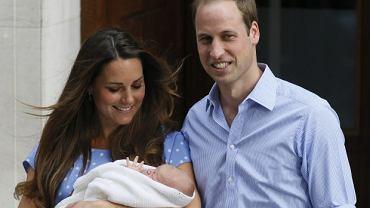 Royal Baby, Księżna Kate, Książę William