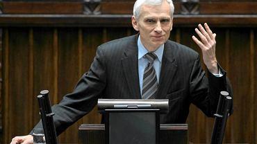 Marcin Święcicki (PO) w Sejmie