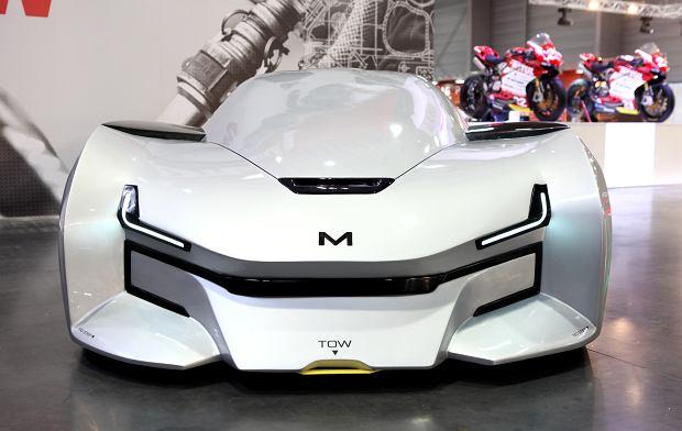 Cadrone, czyli samochód inspirowany dronem. Niestety nie lata!