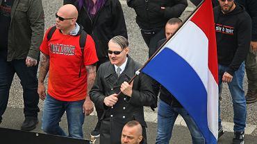 Demonstracja skrajnej prawicy, Duisburg w Nadrenii Północnej-Westfalii, 1 maja 2019