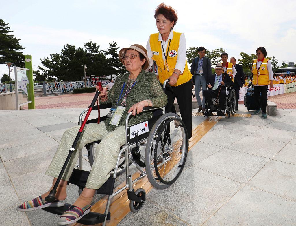 Mieszkańcy Korei Płd. z rodzinami jadą na granicę z Koreą Płn., by spotkać się z krewnymi, rozdzielonymi od czasów wojny