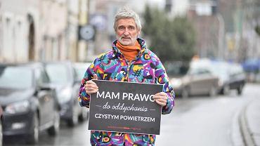 Radosław Gawlik z Alarmu Smogowego